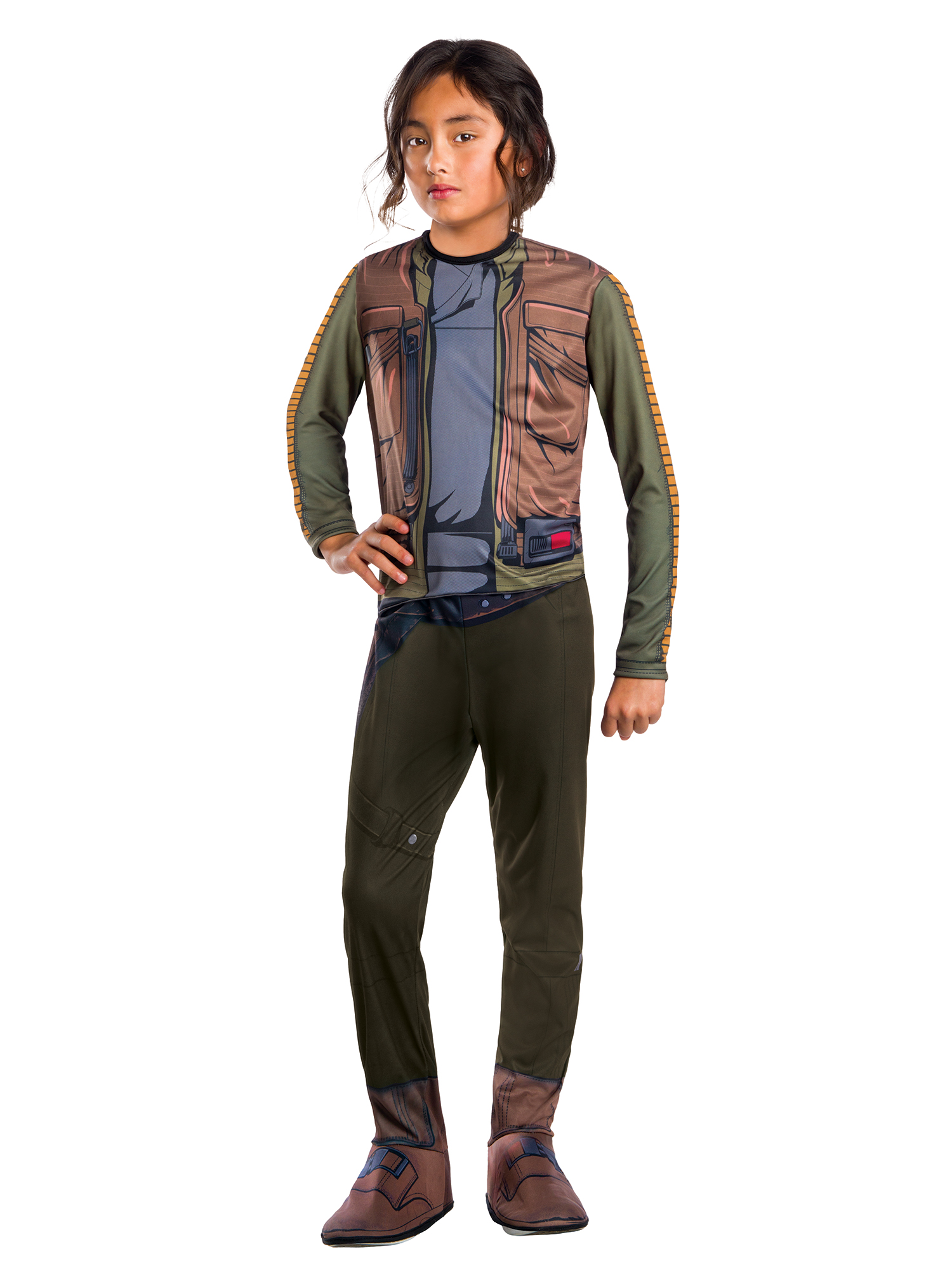 Jyn Erso Costume Rogue One Star Wars R630296-M