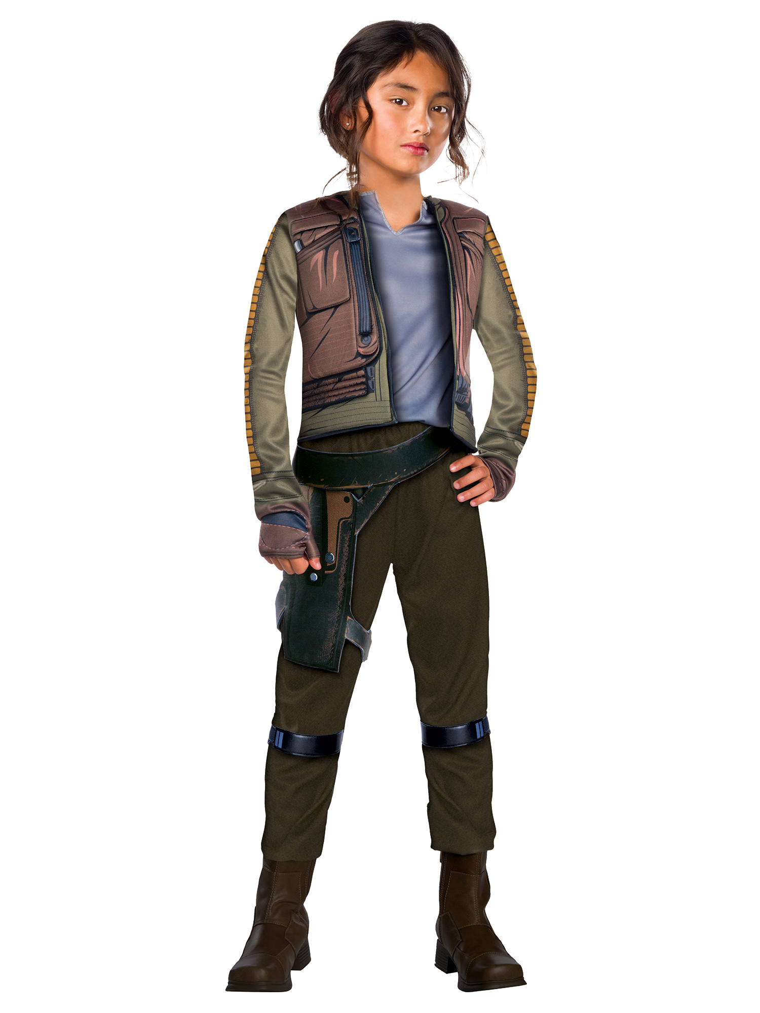 Jyn Erso Rogue One Star Wars Costume Small R630299-S