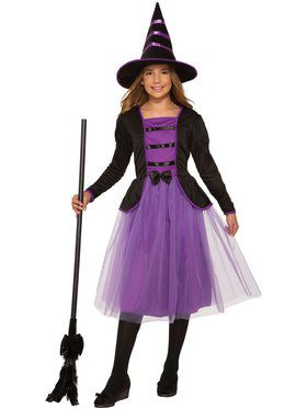 Stella The Witch Girls Costume
