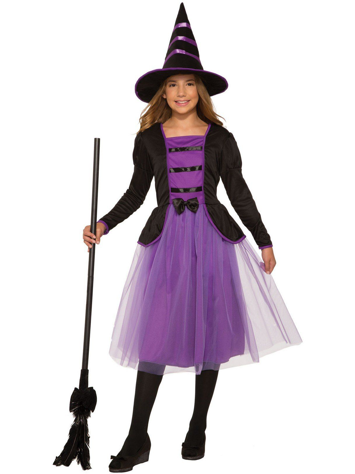 Stella The Witch Girls Costume  sc 1 st  Wholesale Halloween Costumes & Stella The Witch Girls Costume - Girls Costumes for 2018 | Wholesale ...