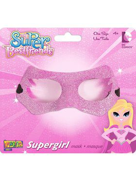 Girl's Supergirl Molded Eyemask