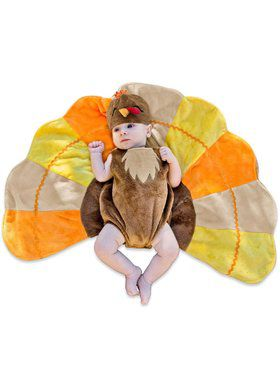 Turkey Wings Toddler Child Costume