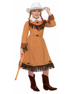 Texas Rosie Costume For Girls
