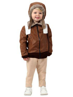 Amelia the Aviator Toddler Costume