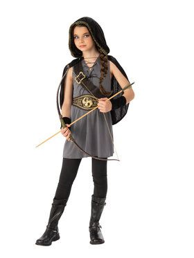 Tween Hooded Hunter Costume