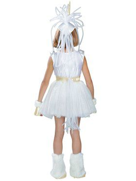 Unicorn Girl's Costume