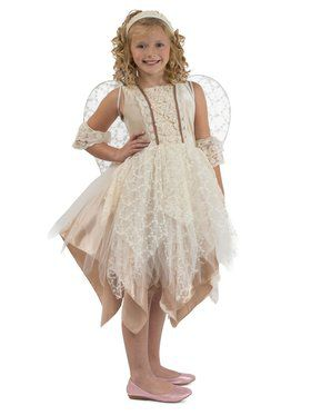 Vintage Girl Fairy Costume