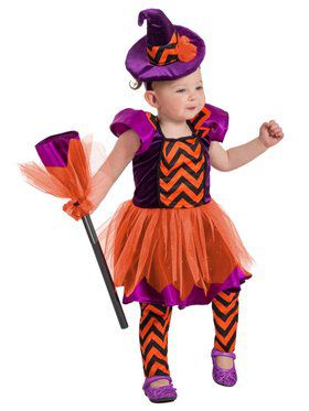 Wicked Wendy Girl's Costume