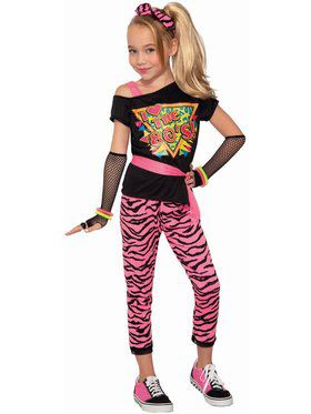 Wild Child Girl's Costume