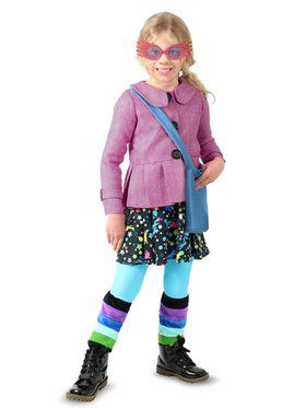 Wizarding World: Luna Lovegood Girl's Costume