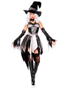 Glam Witch Women's Costume