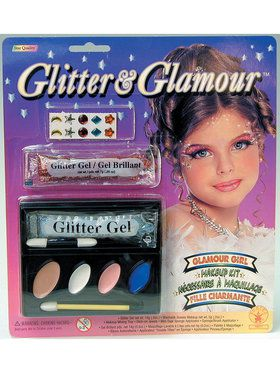 Glamour Girl Makeup