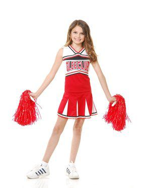 Girl's Glee Club Cheer Costume