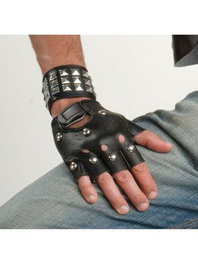 Studded Gloves Accessories