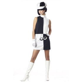 Go Go Girl Geo Adult Costume