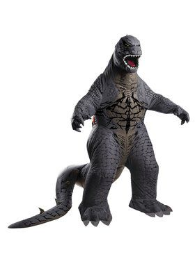 Inflatable Child Godzilla Costume - King of the Monsters