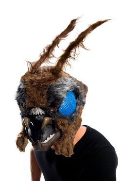 Godzilla: King of the Monsters Overhead Latex Mothra Mask