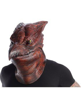 Godzilla: King of the Monsters Overhead Latex Rodan Mask