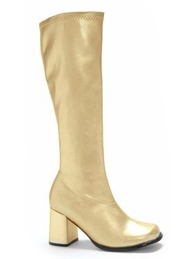 Gogo (Gold) Boots For Adults