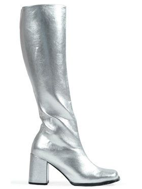 Gogo (Silver) Boots For Adults