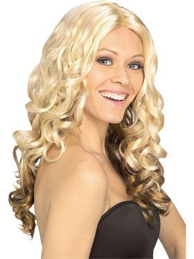Goldilocks Wig For Adults