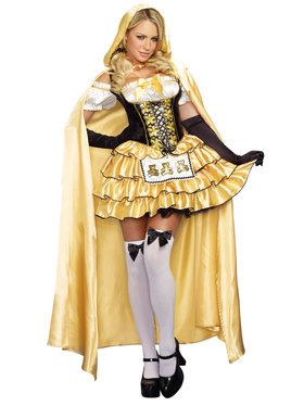 Goldilocks Costume For Women