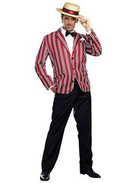 Good Time Charlie Men's Adult Costume