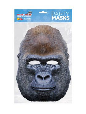 Face Mask - Gorilla
