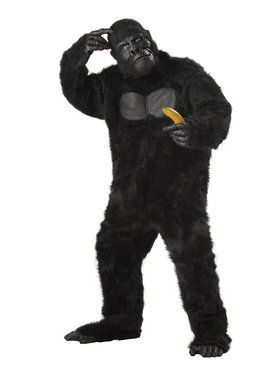 Gorilla Men's Costume