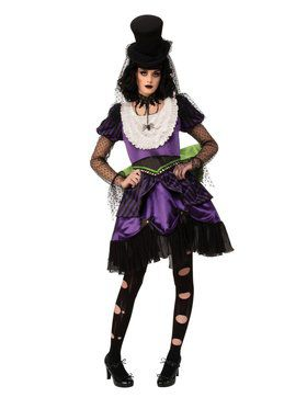 Adult Goth Doll Costume