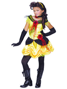Gothic Beauty Child Costume