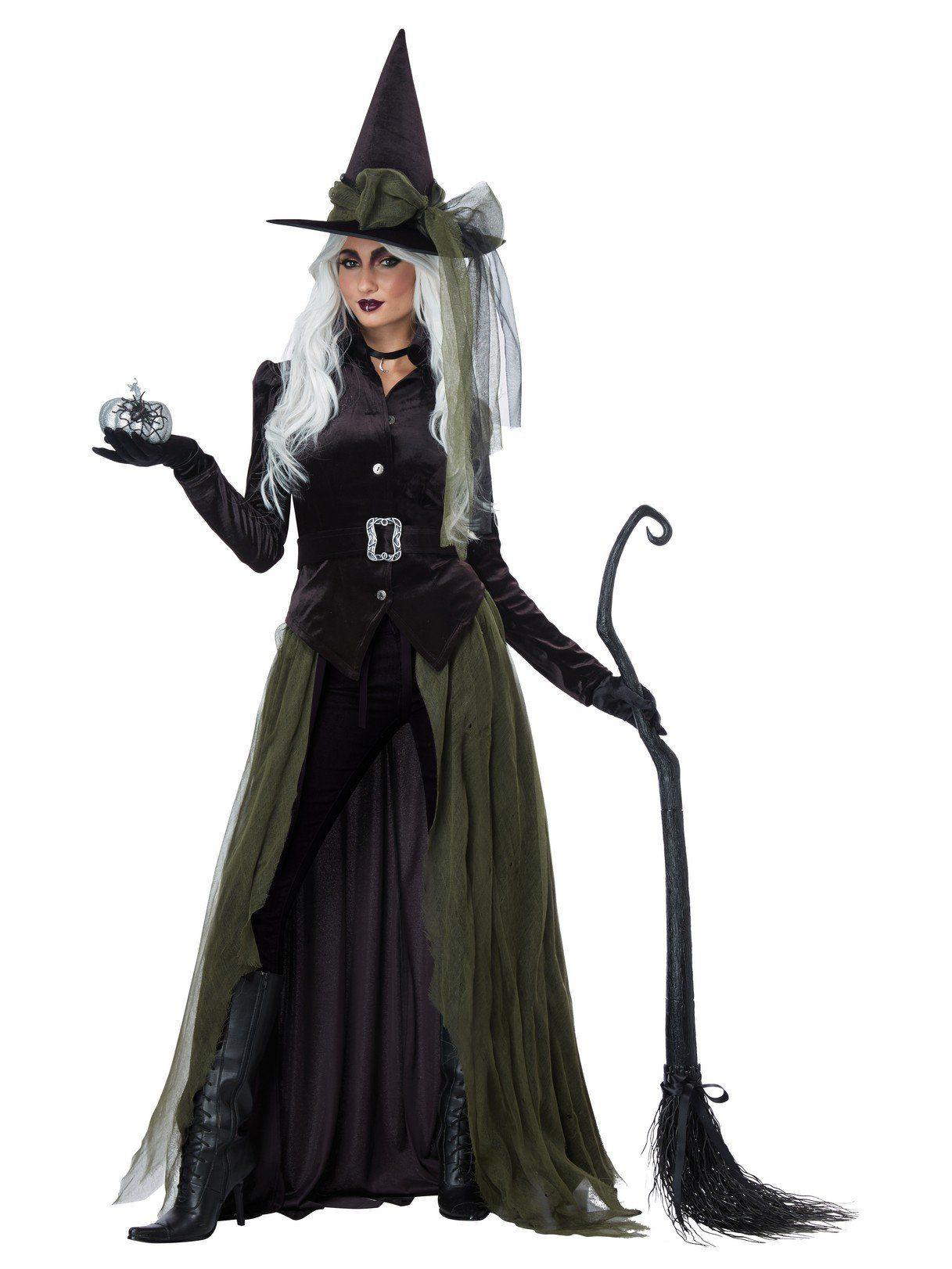 f00a7e4446c Gothic Witch Costume for Women - Womens Costumes for 2018 ...