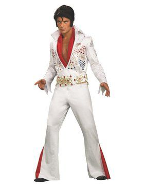 Adult Grand Heritage Elvis Costume