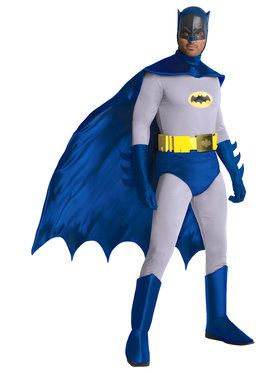 Grand Heritage Batman Adult Costume