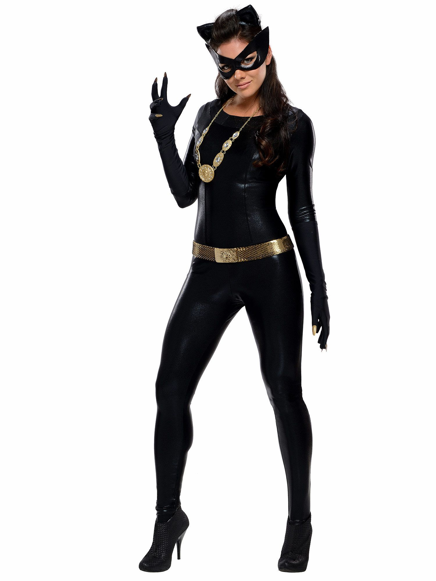 Grand Heritage Catwoman Adult Costume - Womens Costumes for 2018 ... be2e6bb749d9