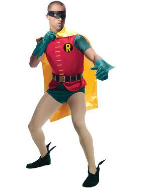 Grand Heritage Robin Adult Costume