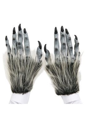 Gray Beast Hands For Adults