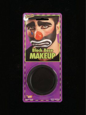 Black Grease Makeup Accessory
