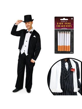 Great Gatsby 1920's Tuxedo Adult Costume Kit