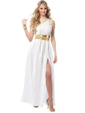 Grecian Beauty Women's Costume