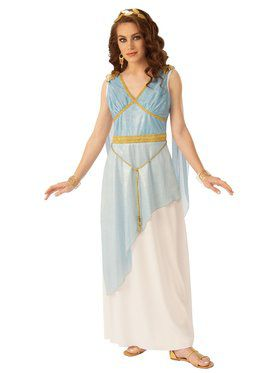 Grecian Maiden Costume for Adults