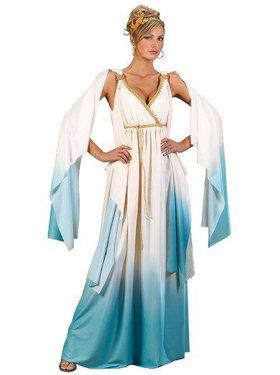 Greek Goddess Costume For Adults