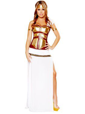 Greek Goddess Deluxe Costume