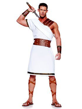 Greek Warrior Adult Costume
