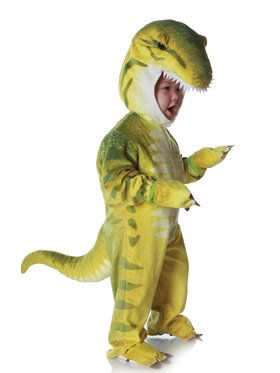 Green Dinosaur Costume Toddler