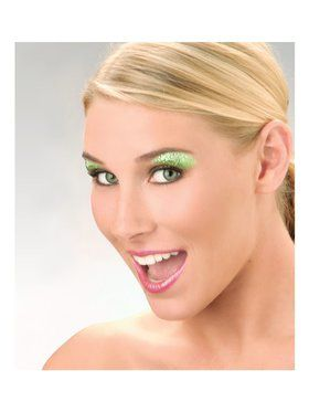 Green Glam Glitter Liquid Skin Sparkle