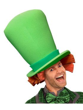 Green Irish Classic Adult Hat