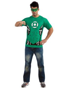 Green Lantern Male Adult Alternative Costume