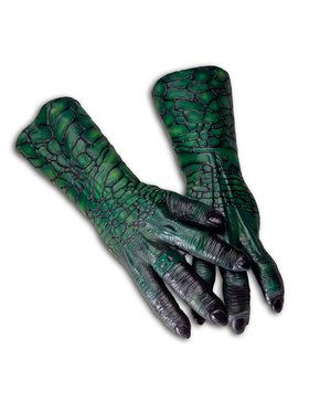 Green Lantern Deluxe Tomar Re Latex Hands