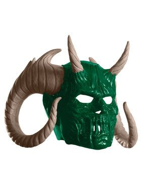 Scream Queens Green Meanie Mask